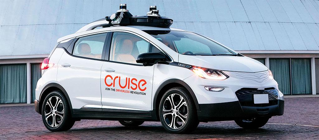 cruise driverless cars