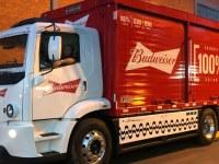 1000 fully-electric trucks for Brazilian brewing fleet