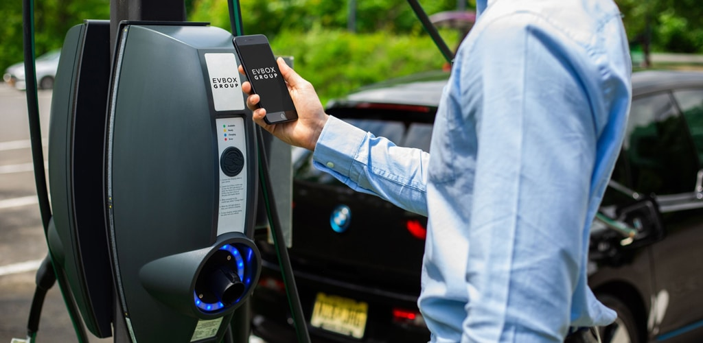 EVBox hits 200,000 charger target