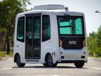EasyMile and Sono Motors reveal collaboration on autonomous solar-powered passenger shuttle