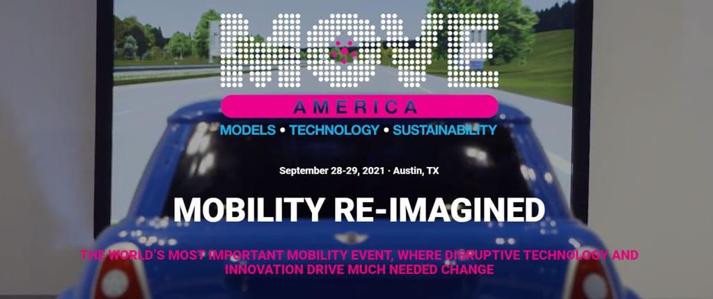 MOVE America | September 28-29, Austin TX