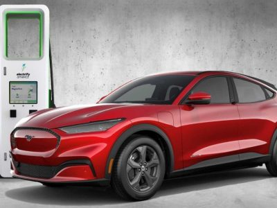 Ford to sell only electric vehicles from 2030