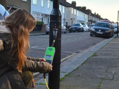 Government provides £20m EV charging point boost