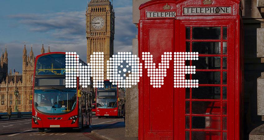 MOVE, June, Annually, London, UK