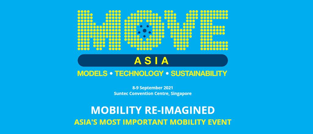 MOVE Asia | 8-9 September 2021, Singapore