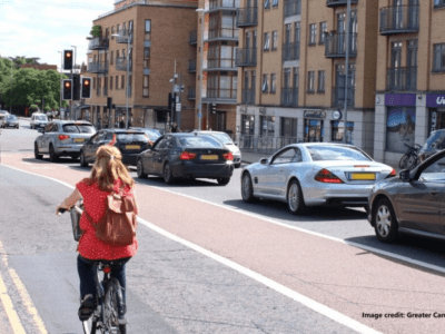 Cambridge signal control trial uses AI to distinguish different road users