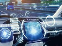 Imperial College research simulates self-driving fleet impacts on cities