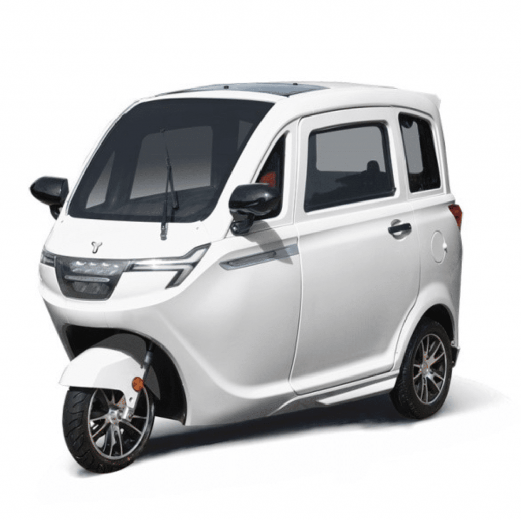 Affordable e-trikes launched into North American market sell out