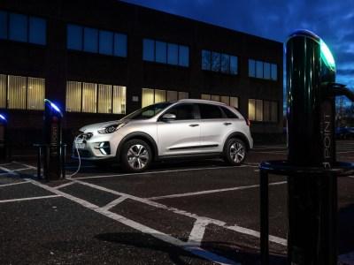 """Kia launches """"long range"""" sub-£35,000 electric vehicle to UK market"""