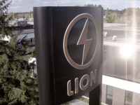 Lion Electric's Canadian battery pack factory
