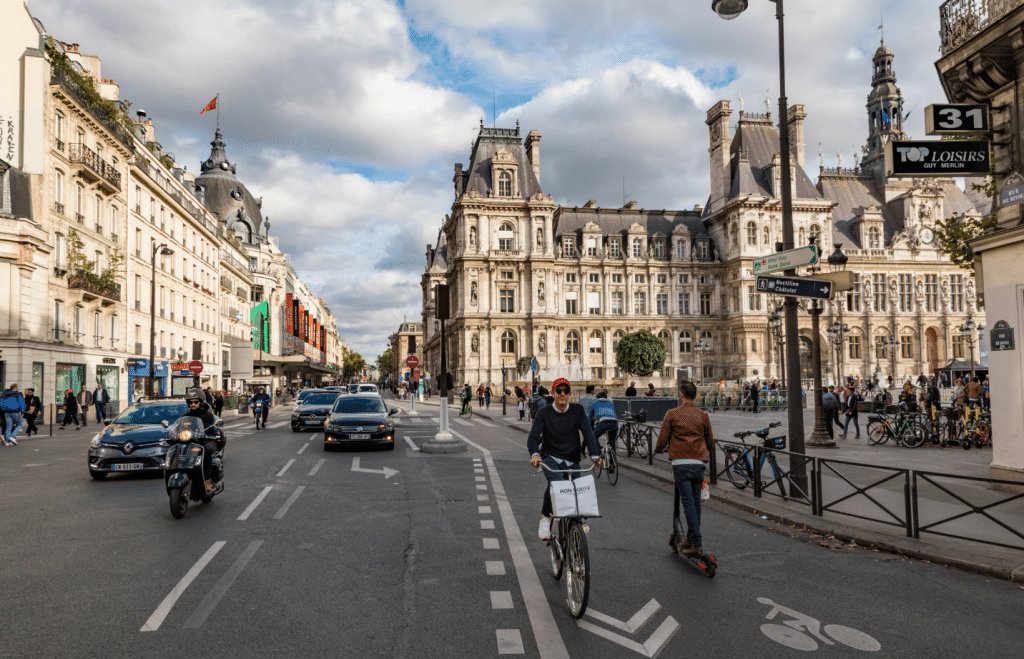 Managing the growth of urban traffic is vital for improving the liveability of cities