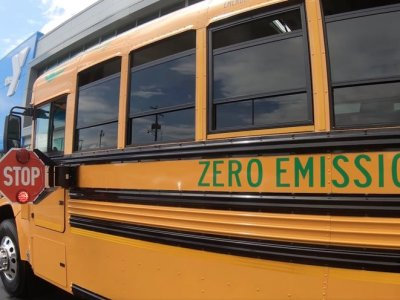 Industry drives electrification of school and public transportation vehicles in the US and Canada