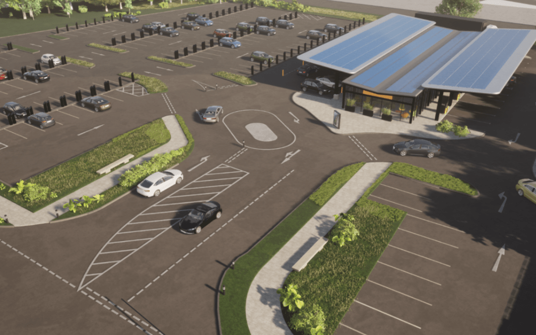 The EV Network and bp pulse to roll-out ultra-fast charging e-forecourts across the UK