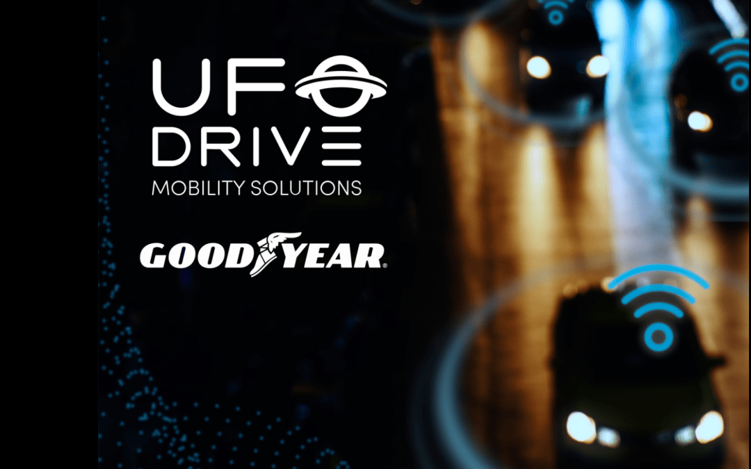 Goodyear and UFODRIVE bring commercial vehicle monitoring systems to EV passenger fleets