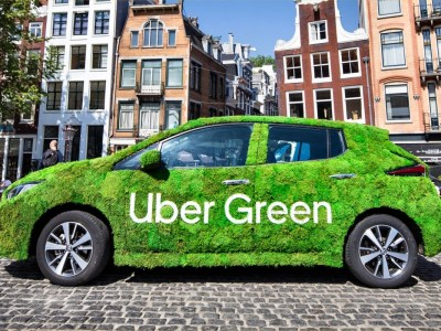 Uber's EV London trial set to roll-out across Europe and the US