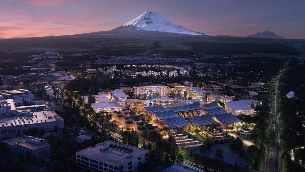 Toyota breaks ground on human-centred future city living laboratory