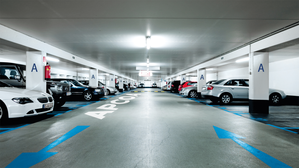 Apcoa to reinvent its multi-storey car parks as mobility and logistics hubs