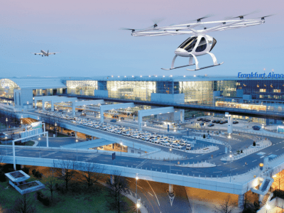 Volocopter Raises €200 Million in Series D Funding Round