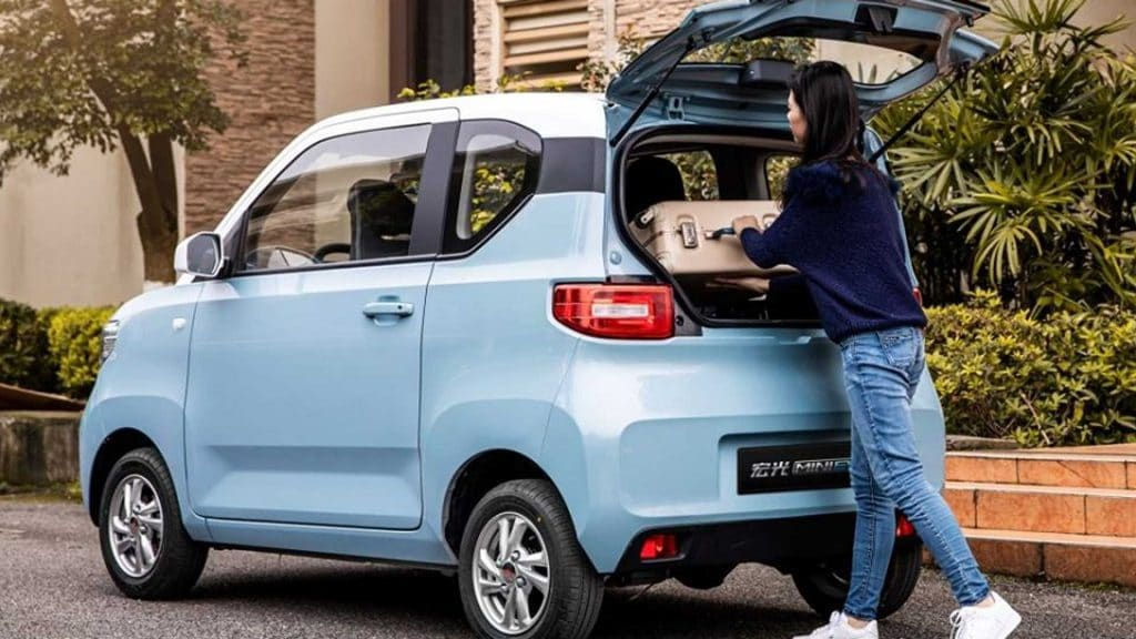 Domestic success catapults Chinese budget EV to second place in global sales