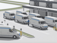 ABB and Amazon Web Services collaborate on fleet management platform to support EV transition