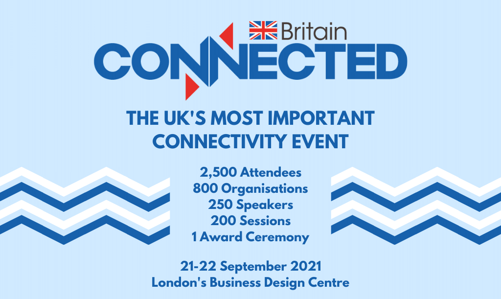 Connected Britain  –  21-22 September | London
