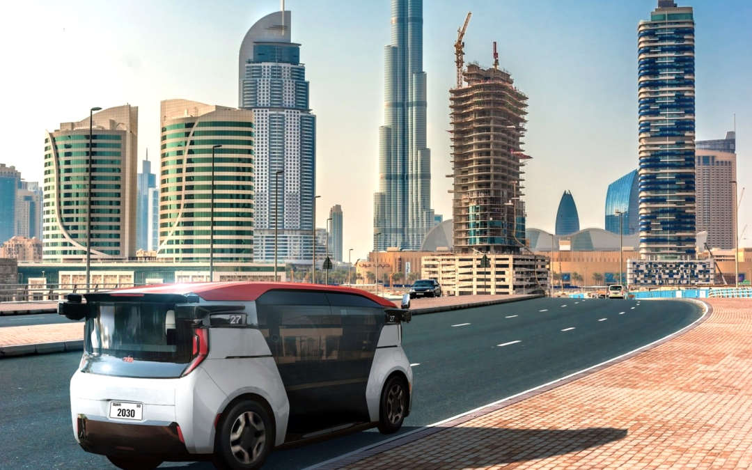 Dubai plans to deploy 4,000 robotaxis on its roads by 2030