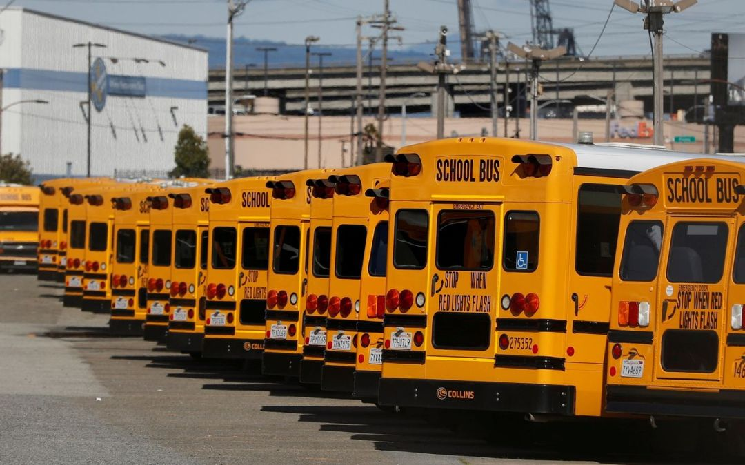 FirstGroup to sell the US divisions to investment firm EQT Infrastructure