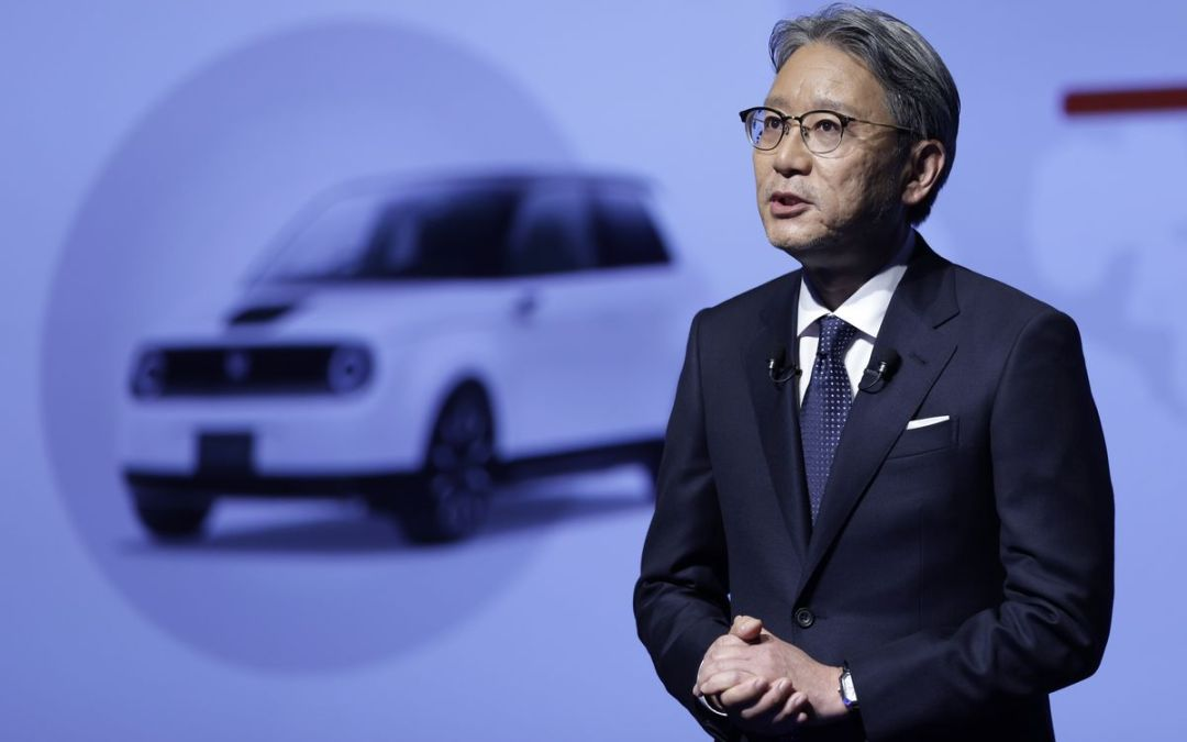 Honda has committed 100% of its sales to be electric or fuel cell vehicles by 2040