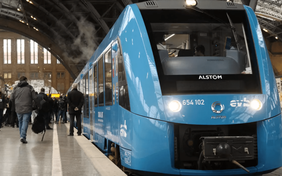 French government backs hydrogen trains in bid to become hydrogen champion