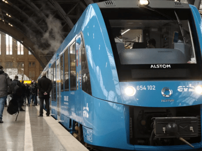 French government supports development of hydrogen trains