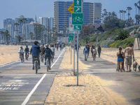 Trip planning information app supports range of Long Beach mobility options