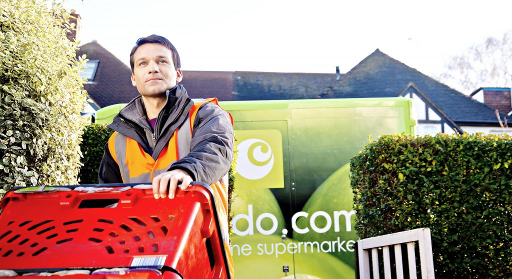 Big grocers invest in the promise of autonomous home deliveries - everywhere