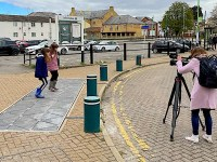UK train station harvests kinetic energy from commuter footsteps