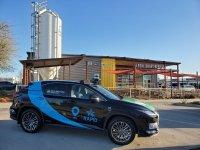 Texas pilot project integrates on demand AVs and public transport