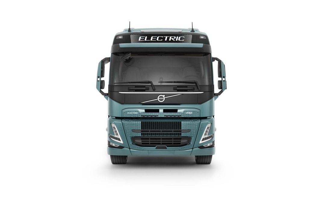 Volvo Trucks ready to electrify large part of goods transports