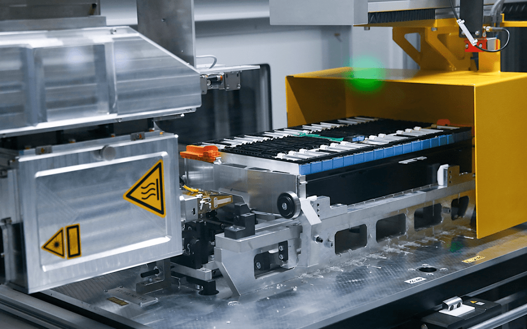 BMW next generation battery projects secure national and EU funding