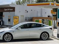 shell ramps up eV charging
