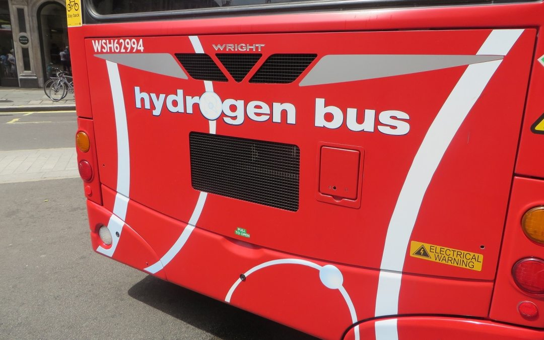 Think tank urges UK to become first mover in hydrogen race
