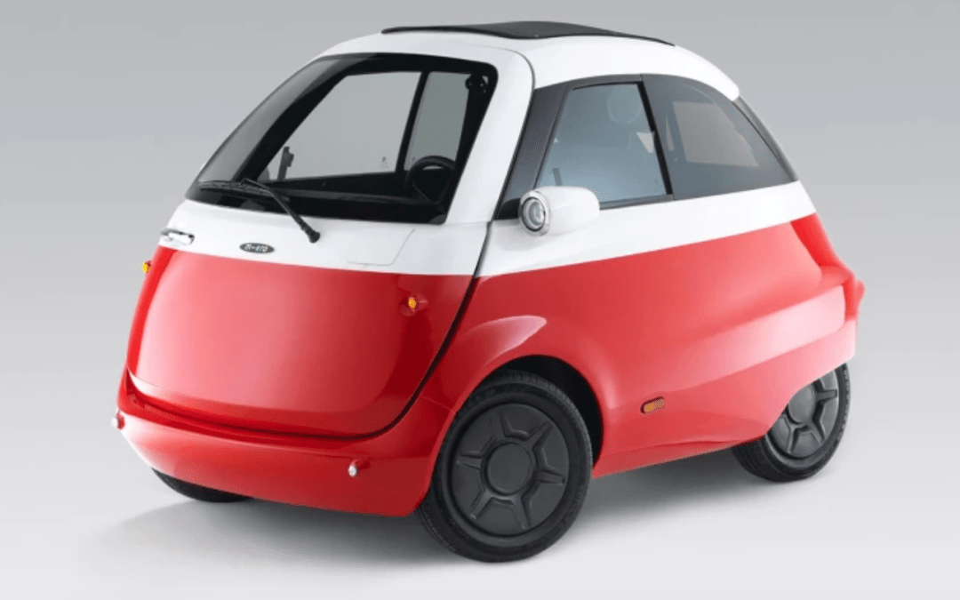 Production of retro electric bubble car to start in September