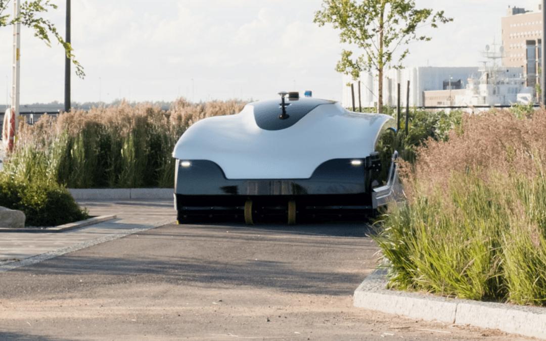 Finland pilots low carbon, autonomous city cleaning