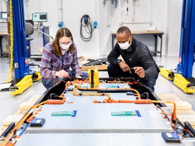 Ford establishes global battery centre to accelerate breakthrough cell technology