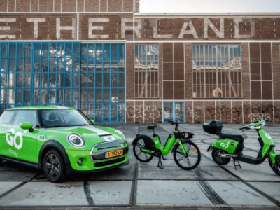 Dutch e-moped company secures investment for modal and geographical expansion
