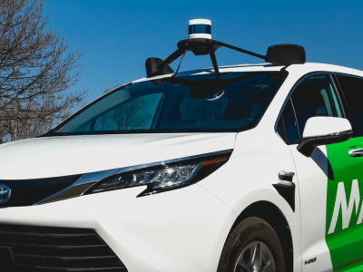 """May Mobility ties up with Toyota to test """"Autono-MaaS"""" service in Ann Arbor"""