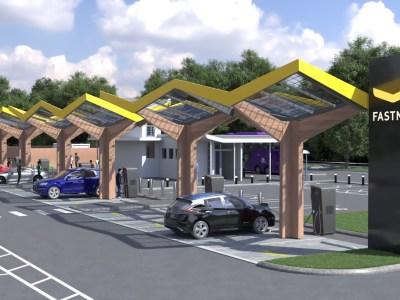 Oxford Superhub sets blueprint for fast, convenient, omnipresent EV charging