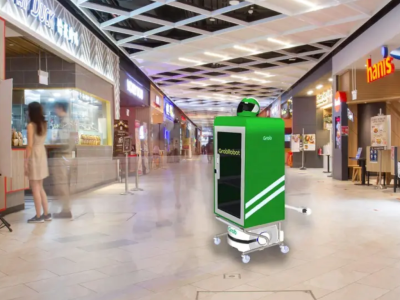 Robot runner trial set to speed up home food and grocery deliveries from Singapore mall