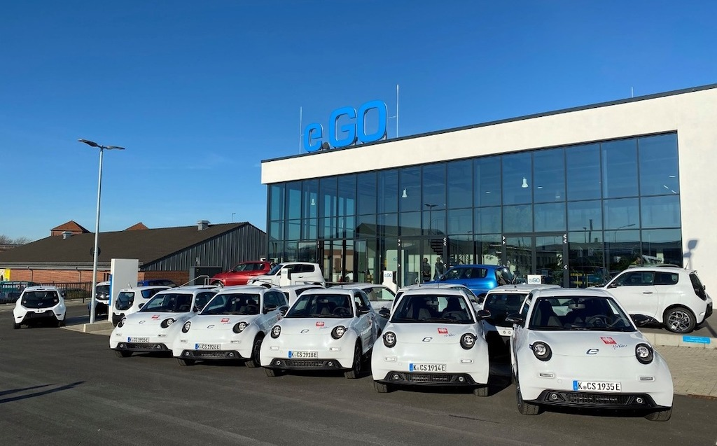"""Is this electric car from German manufacturer e.Go the """"People's Car"""" of its age?"""