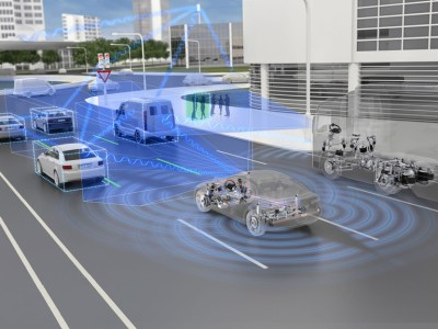 ZF and Mobileye to develop driver-assistance and safety technology for Toyota