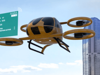 New partnership to develop drones operating environment