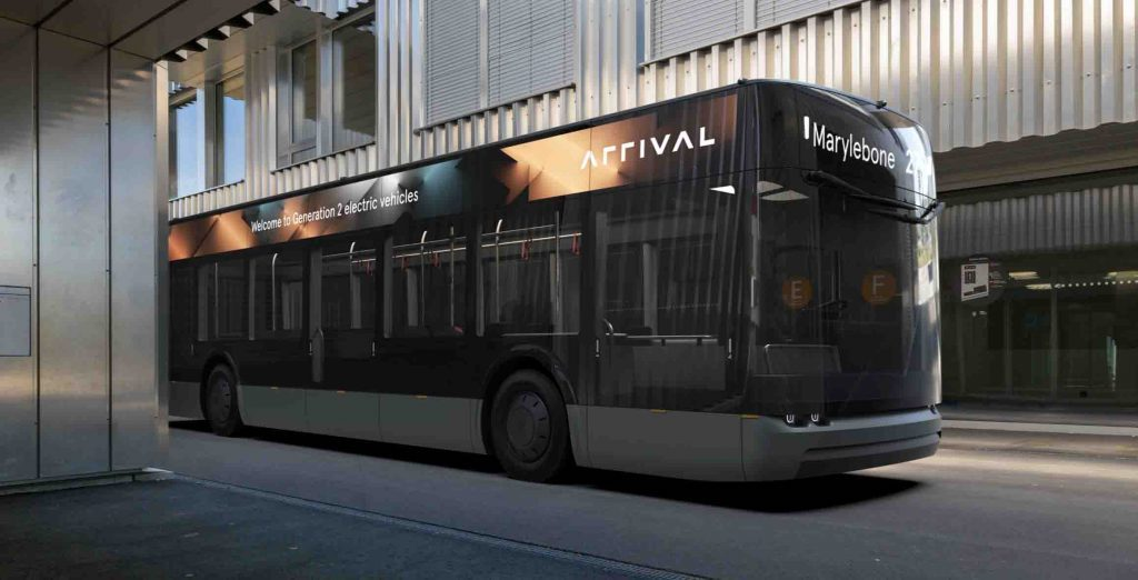 Hitachi and Arrival offer European bus operators competitive total cost of ownership electric packages