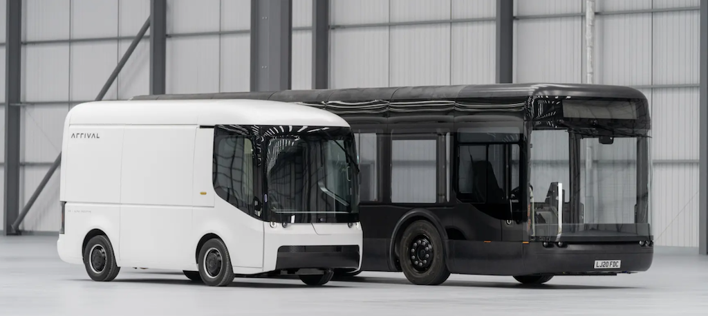 Ambarella to enable advanced ADAS features on Arrival's commercial vehicles